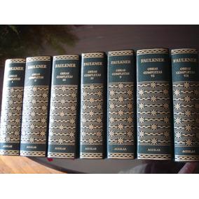 Faulkner Aguilar Obras Completas 7 Tomos C O M P L E T O
