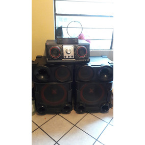 Stereo Modular Lg X Boom