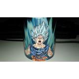 Taza Magica Goku 3d Y Luminoso En La Oscuridad, Ver Video