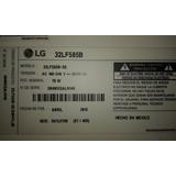 Televisor Lg 32lf585b Desarme - Mainboard - Tiras Led