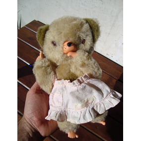 Ursinha Peposa Boneca Antiga / Loja Das Pulgas