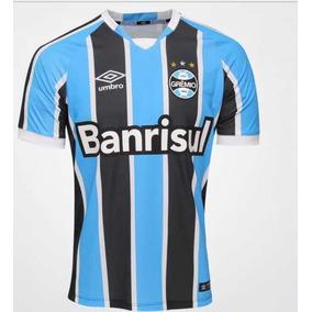 Conjunto Treino Do Grêmio - Personalizado