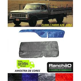 Capa Chinil Banco E Painel Ford F4000 F1000 Até 1992