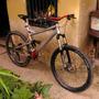 Bicicleta Doble Suspensión Enduro Allmontain Mtb
