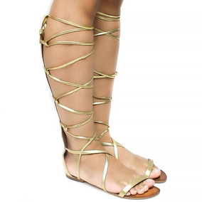 Sandália Dumond Gladiadora Lace Up (original + Nfe) | Betisa