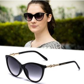 Oculos Solar Feminino Proteção Uv Acetato Tf24 Lançamento