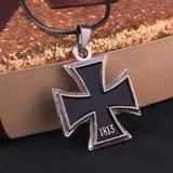 Pingente Medalha Cruz De Ferro Alemanha