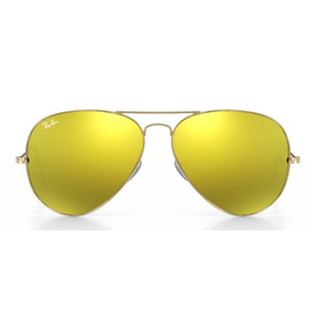 Oculos De Sol Ray Ban Haste Amarela - Óculos no Mercado Livre Brasil 50bac0f23e