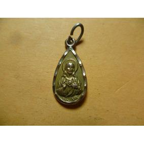 Medalla Religiosa 10 K Oro