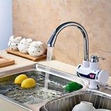 Monomando Cocina Eléctrico Y Calentador Agua / El Container