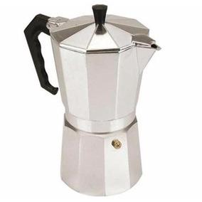 Cafeteira Italiana Em Alumínio 12 Cafés 600 Ml Melhor Preço