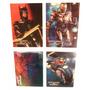 Tarjetas Coleccionables Batman Y Robin Ypf Dc Comics 1997