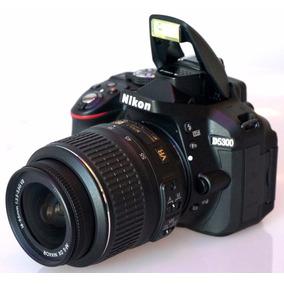 Nikon D5300 Kit 18/55mm Vr Wifi Nueva En Caja Cerrada Oferta