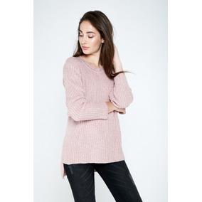 Sweater En Morley Melange Escote Redondo Yagmour