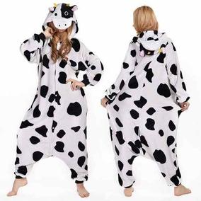 Pijama Mameluco De Vaca Cosplay H8088