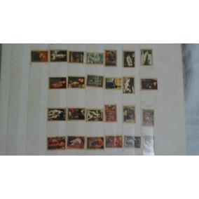 Coleção De Selos Antigos Varios Países (290)