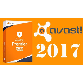 Avast Premier 2018 + Brinde Cleanup Key - 20 Pc