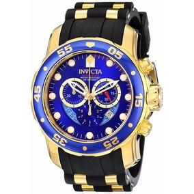 Relógio Masculino Invicta Pro Drive 6983 Azul B31