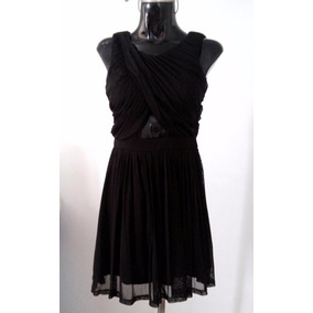 Vestido Forever 21 Talla M Negro