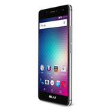 Blu R1 Hd Teléfono Celular 16 Gb - Negro