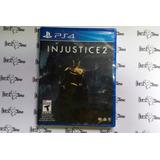 Injustice 2 Ps4 Garantia Y Envio Incluido