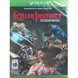 Killer Instinct Definitive Edition- Xbox One
