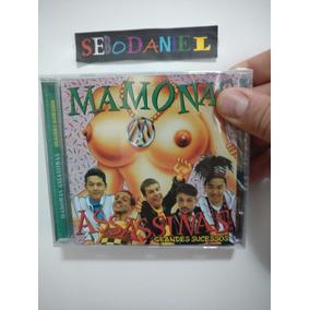 Cd Mamonas Assassinas - 19 Músicas! Original E Lacrado!
