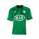 Camisa Palmeiras adidas Oficial Tech Fit Jogador 2012/2013
