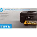 Impressora Hp Officijet 7510