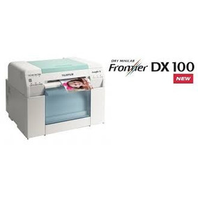 Minilab Frontier Dx100 Fujifilm 1 Mes De Uso
