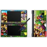 Mario Party Game Skin Para Consola Nintendo Dsi