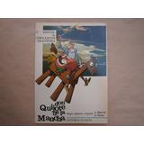 Don Quijote De La Mancha - Tomo 3 - Libro Historieta A Color