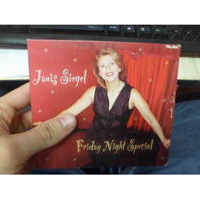 Cd Importado Digipack - Janis Siegel - Friday Night Special