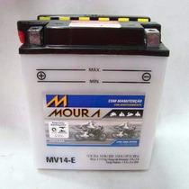 Bateria Moura Mv14-e - Cbx 750 - Cb 1000 F - Vulcan 750