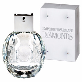 Perfume Emporio Armani Diamonds Feminino Eau De Parfum 100ml