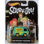 Hot Wheels Scooby Doo The Mystery Machine Retro Series 1/64