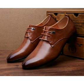 Y Color Marrón Hombre Oxfords Zapatos Boating Mocasines Vestir De 4vzzdw