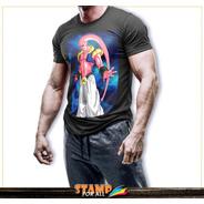 Camiseta Dragon Ball Z Super Manjin Boo Stamp For All