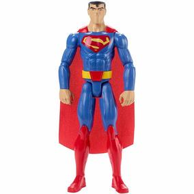 Boneco Liga Da Justiça Action Superman - Mattel