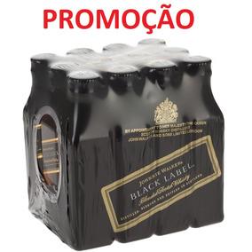 Kit Com 24 Miniaturas De Black Label De 50ml