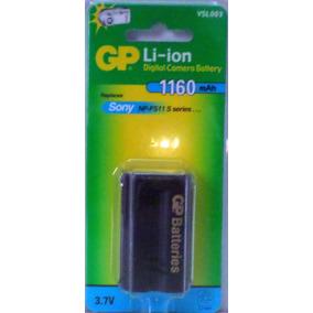 Remplazo Gp Para Bateri Camara Sony Np-fs11