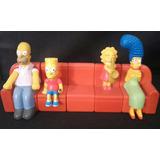 Sillón De Los Simpsons Homero Marge Maggie Bart Lisa
