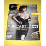 Aaron Diaz Monica Bellucci Revista Gq Mexico 2011