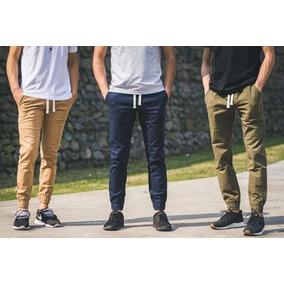 Pantalónes Jogger Baggy Slim Fit Tallas S M Y L