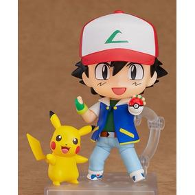 Nendoroid 20 Anos Pokemon Ash / Pikachu - Good Smile Company