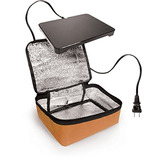 Hot Logic Mini-mac Horno Portátil Personal, Naranja
