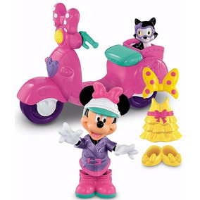 Fisher Price Minnie Scooter Fashion