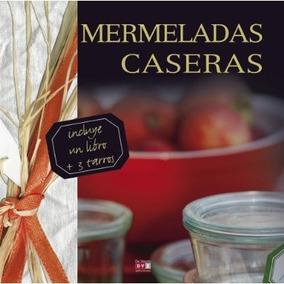Mermeladas Caseras (libro + 3 Tarros); Anna-maria Fuente