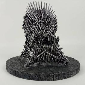 Cadeira De Metal Trono De Ferro Game Of Thrones Colecionador
