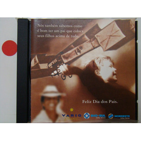 Cd - Dia Dos Pais - (promo) - Coletanea-gal/elis/m.bethania